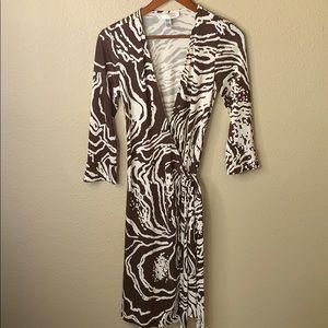 Diane von Furstenberg Vintage Julian Wrap Dress